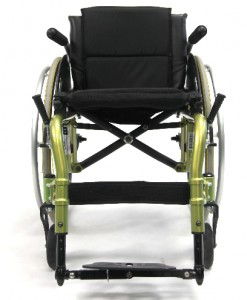 atx front view active wheelchair